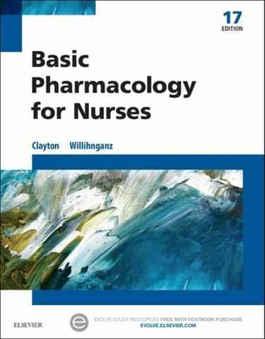 Basic Pharmacology for Nurses - E-Book