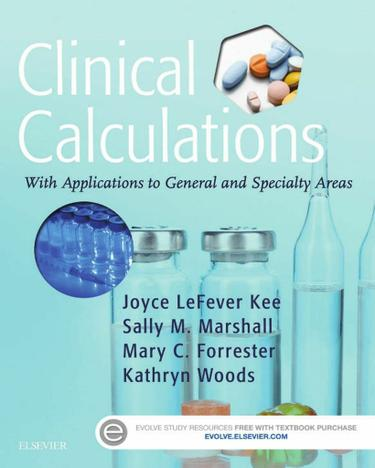 Clinical Calculations - E-Book