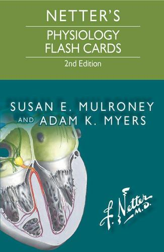 Netter's Physiology Flash Cards E-Book
