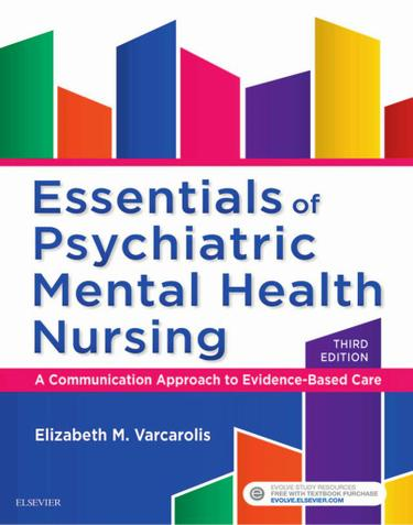 Essentials of Psychiatric Mental Health Nursing - E-Book