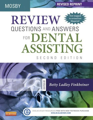 Review Questions and Answers for Dental Assisting - E-Book - Revised Reprint