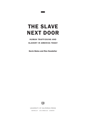 The Slave Next Door