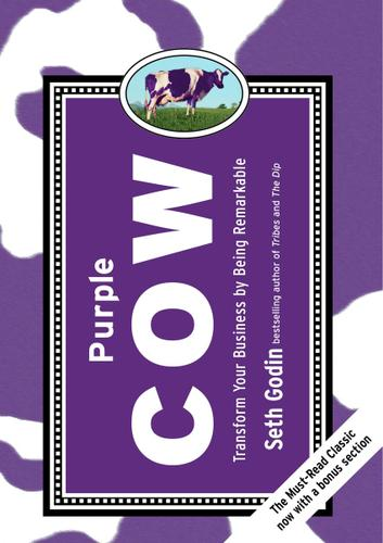 Purple Cow, New Edition