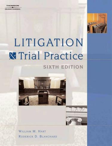 Litigation and Trial Practice