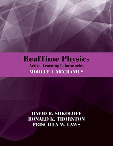 RealTime Physics Active Learning Laboratories, Module 1