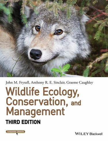 Wildlife Ecology, Conservation, and Management