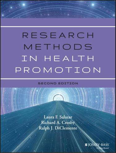 Research Methods in Health Promotion