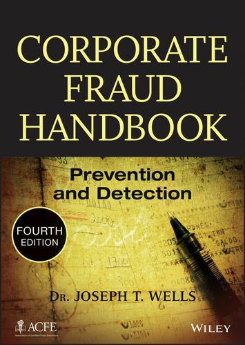 Corporate Fraud Handbook