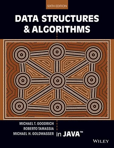 Data Structures and Algorithms in Java