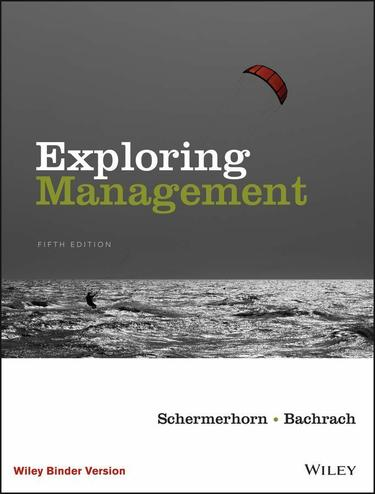 Exploring Management
