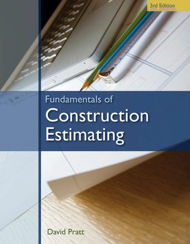 Fundamentals of Construction Estimating