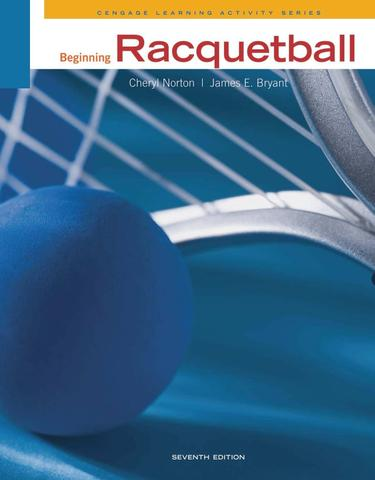 Beginning Racquetball