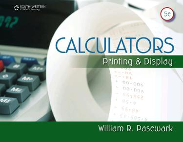 Calculators: Printing and Display