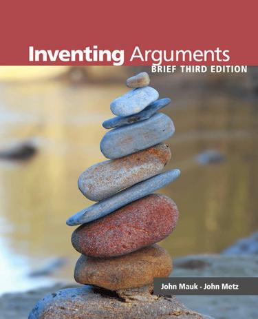 Inventing Arguments, Brief