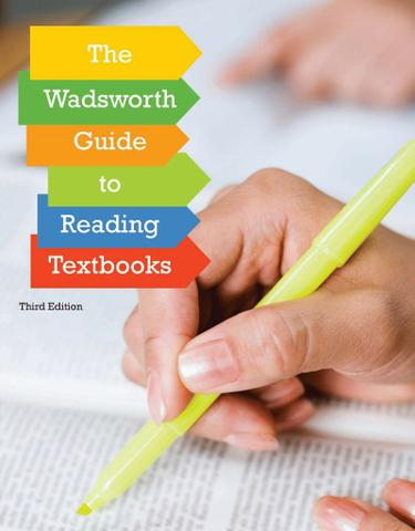 The Wadsworth Guide to Reading Textbooks