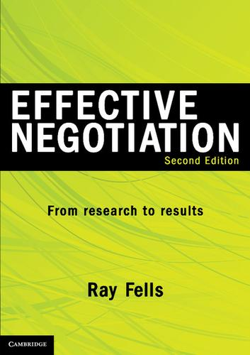 the process and the strategies of effective negotiation Our checklist of effective distributive bargaining strategies can help ensure that you claim as much value as possible in your next important negotiation.