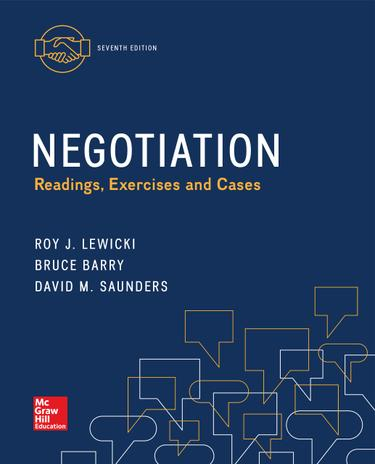 Milwaukee school of engineering negotiation readings exercises and cases fandeluxe Choice Image