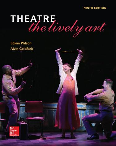 Theatre: The Lively Art