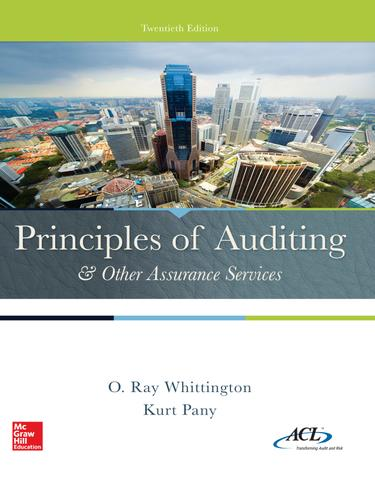 Principles of auditing other assurance services 9780077729141 ebook features fandeluxe Gallery
