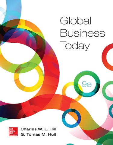 Global Business Today, 9th edition