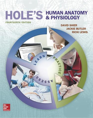 Hole's Human Anatomy  and  Physiology, 14th edition