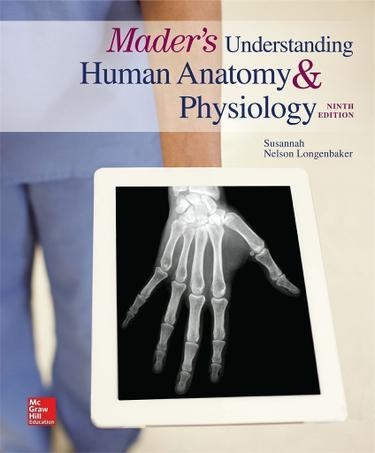 eBook Online Access for Mader's Understanding Human Anatomy & Physiology