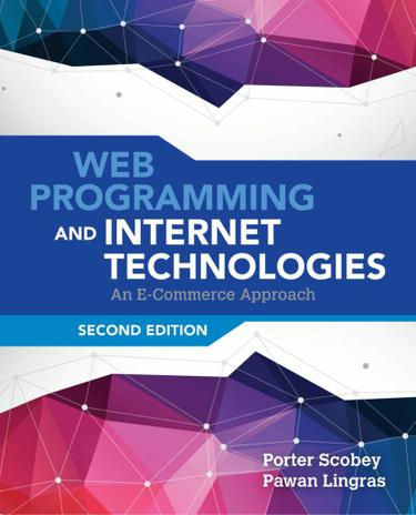 Web Programming and Internet Technologies