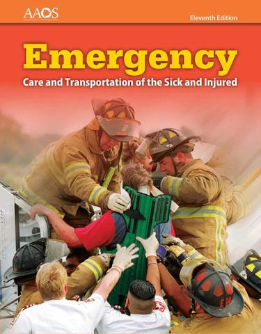 Emergency Care and Transportation of the Sick and Injured Includes Navigate 2 Essentials Access