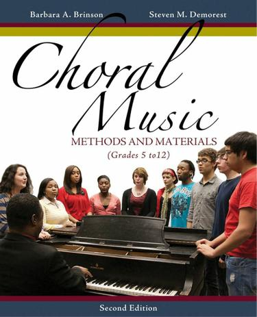 Choral Music: Methods and Materials