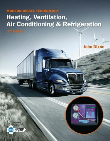 Modern Diesel Technology: Heating, Ventilation, Air Conditioning & Refrigeration
