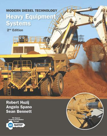 Modern Diesel Technology: Heavy Equipment Systems