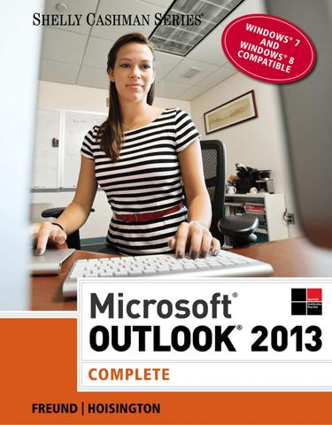 Microsoft Outlook 2013: Complete