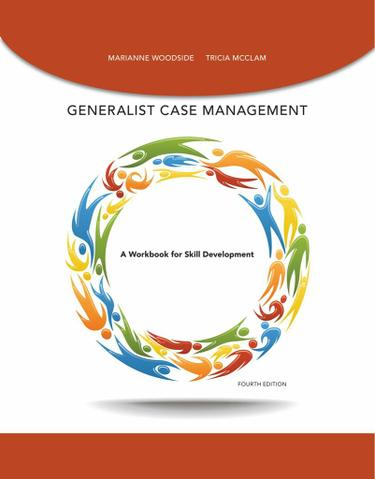 Generalist Case Management Workbook