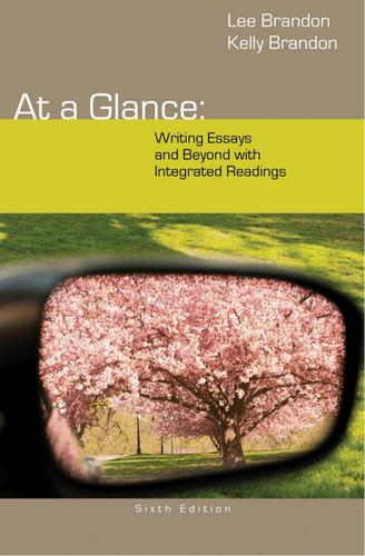 At a Glance: Writing Essays and Beyond