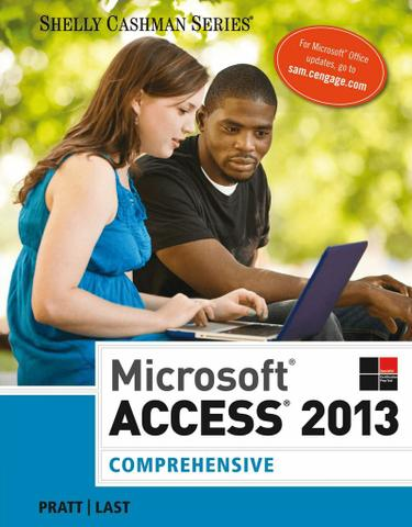 Microsoft Access 2013: Comprehensive