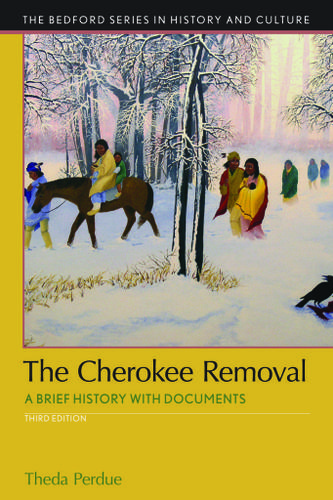 The Cherokee Removal