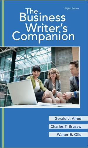The Business Writer's Companion