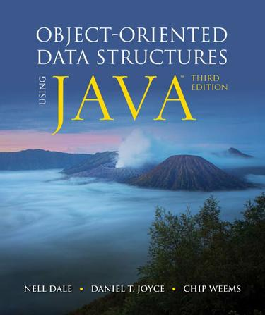Object-Oriented Data Structures Using Java