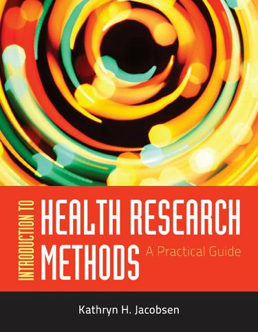 OUT OF PRINT: Introduction to Health Research Methods