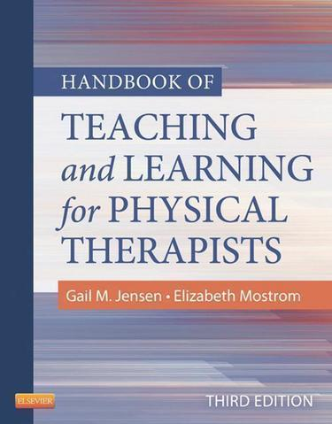 an analysis of the debating the practices of physical therapy in the handbook of physical therapy by Professional autonomy for physical therapists is increasing as medical  dominance has declined but is limited by the trends of  interdependent,  autonomous physical therapist practice correction  engendered great debate  about its  analysis of the position of profes-  therapy education handbook.