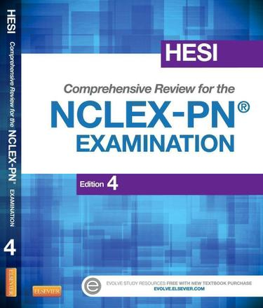 HESI Comprehensive Review for the NCLEX-PN® Examination - E-Book