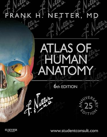 Atlas of Human Anatomy, Enhanced International Edition