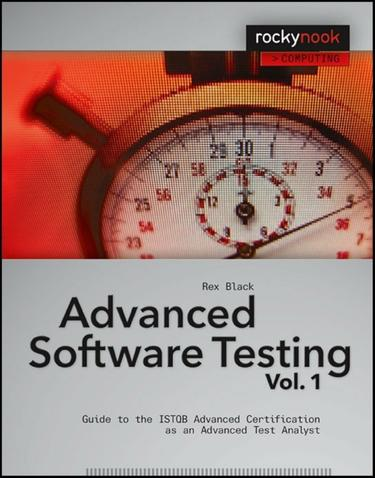 Advanced Software Testing - Vol. 1