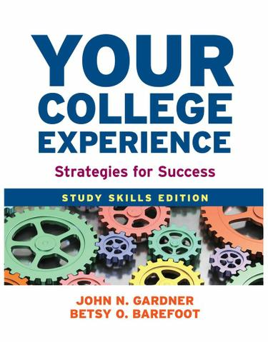 Your College Experience, Study Skills Edition