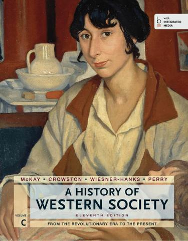 A History of Western Society, Volume C
