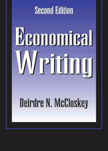 Economical Writing, 2E
