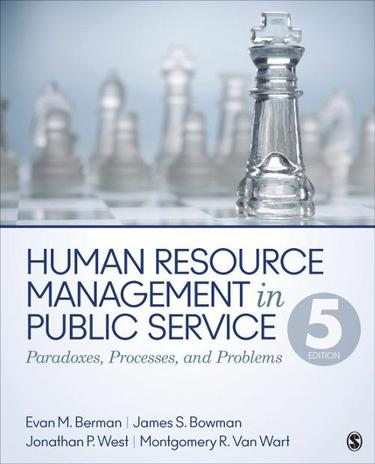 Human Resource Management in Public Service