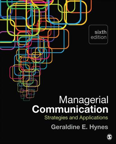Managerial  Communication