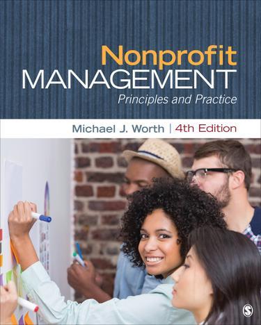 Nonprofit Management 9781483375991 | 9781483376004 RedShelf