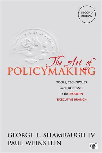 The Art of Policymaking